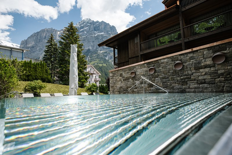 Fire Ice SPA Outdoor Pool