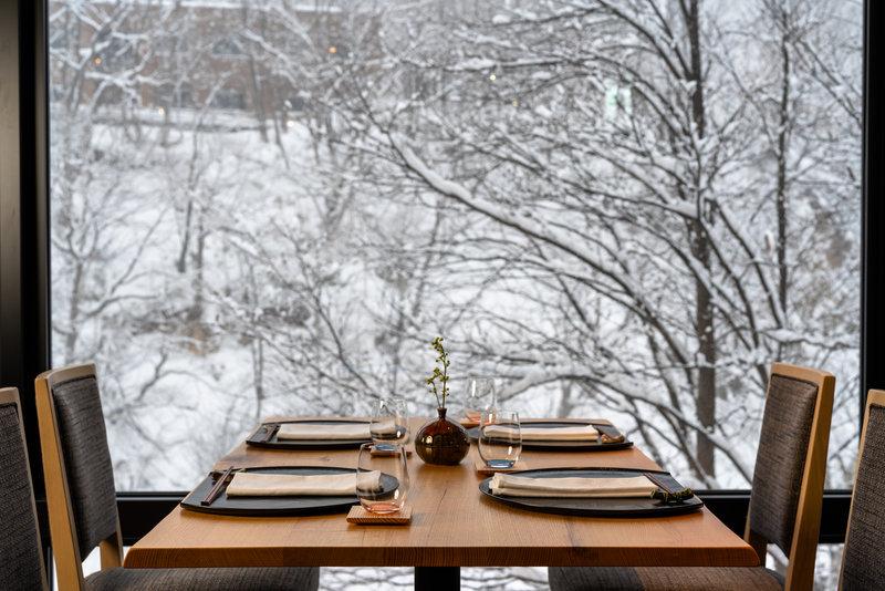 Restaurant ZUI Dining Winter