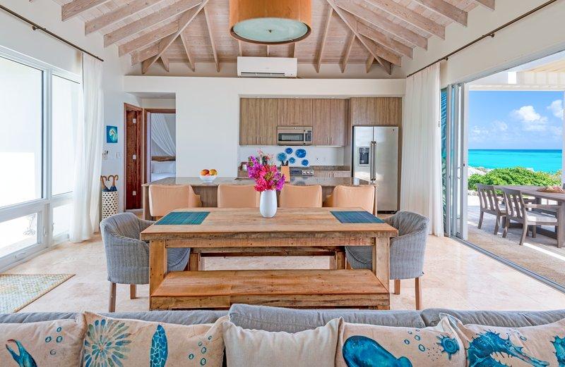 Two Bedroom Peninsula Oceanfront Coral Villa